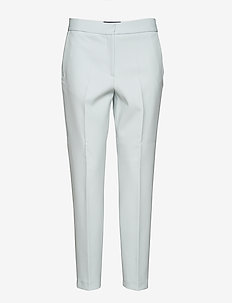 SUNDAE SUITING TAILORED TROUSERS - rette bukser - cool dream blue