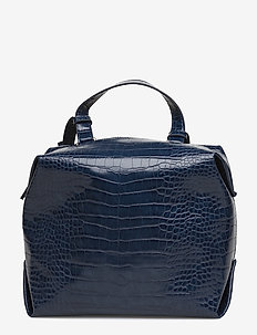 LUIZA CUBE HOLDALL - BLUE DEPTHS