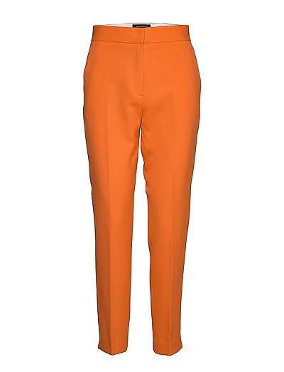 Adisa Sundae Suiting Tlrd Trs Hose Mit Geraden Beinen Orange FRENCH CONNECTION | FRENCH CONNECTION SALE