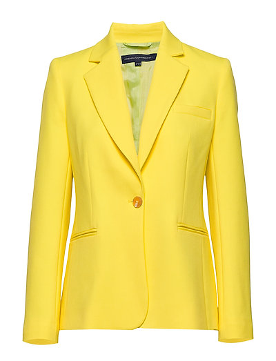 Adisa Sundae Sutng Tlrd Jckt Blazer Gelb FRENCH CONNECTION | FRENCH CONNECTION SALE