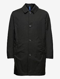 Petri Car Coat - cienkie płaszcze - black