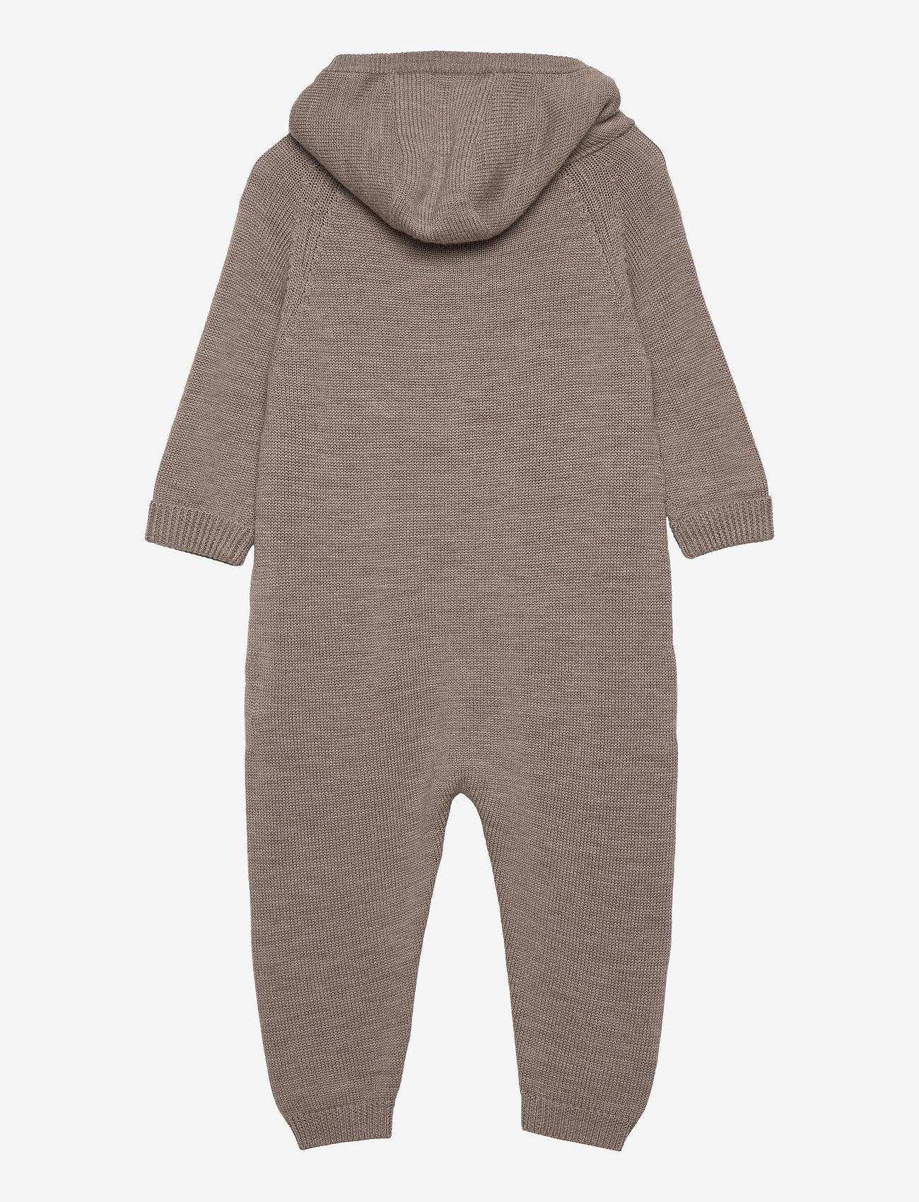 FUB - Baby Suit - langärmelig - beige melange - 1