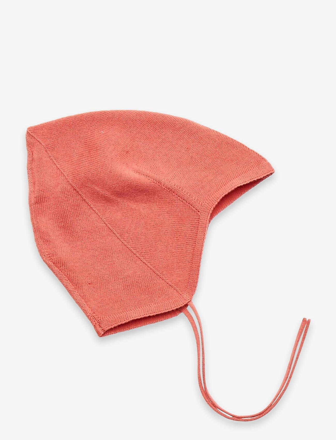 FUB - Baby Hat - huer - raspberry - 0