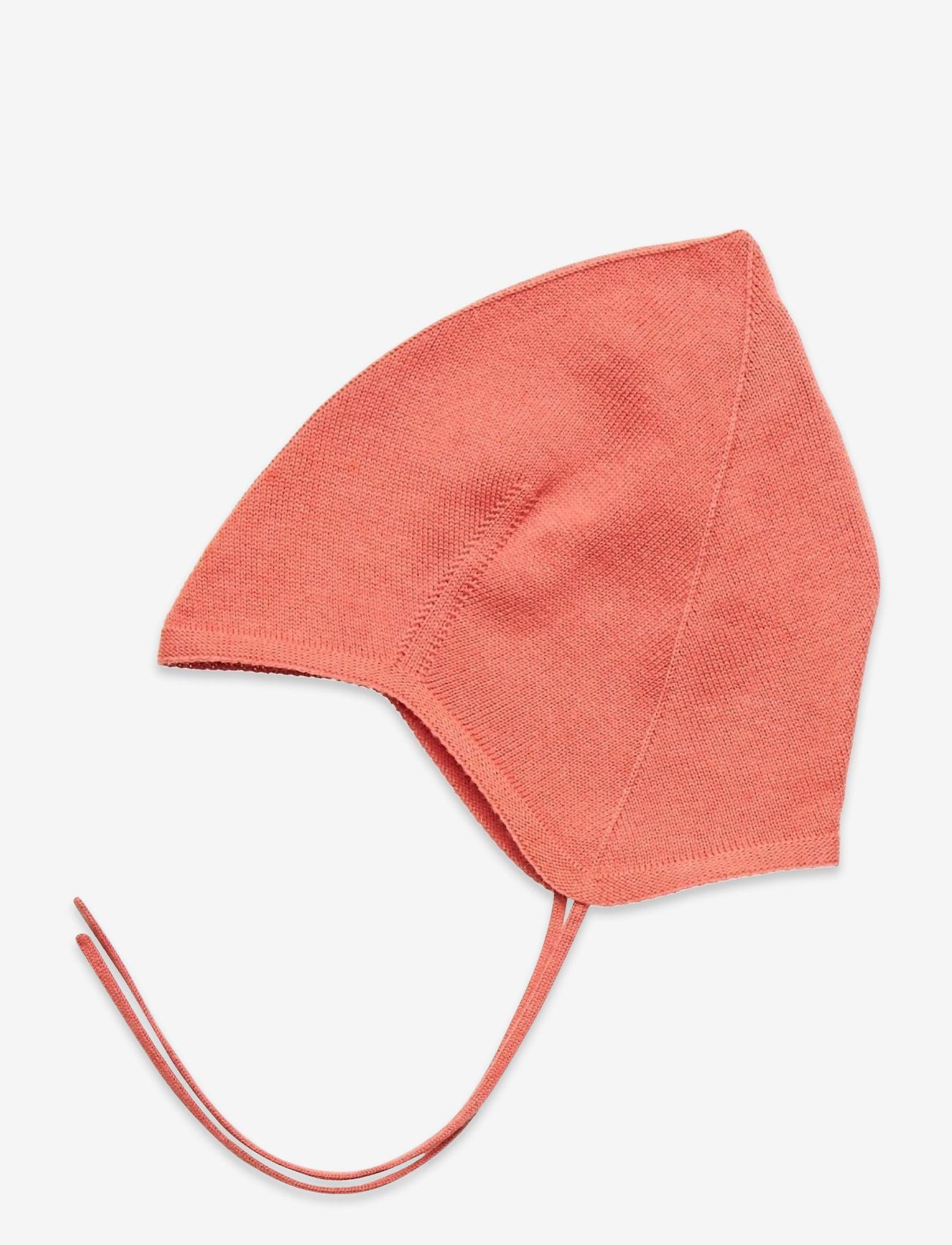 FUB - Baby Hat - huer - raspberry - 1