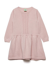 Pointelle Dress - ROSE