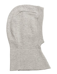baby balaclava - LIGHT GREY
