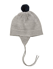 Baby Pompom - LIGHT GREY