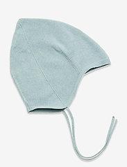 FUB - Baby Hat - huer - dusty blue - 0