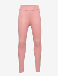 Fine Leggings - BLUSH