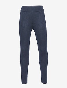 Fine Leggings - NAVY