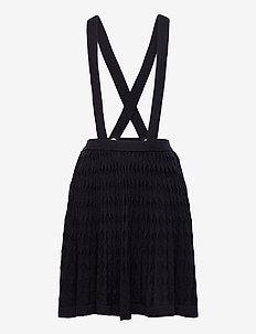 Harlekin Skirt - spódnice - dark navy