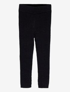 Leggings - leggings - dark navy