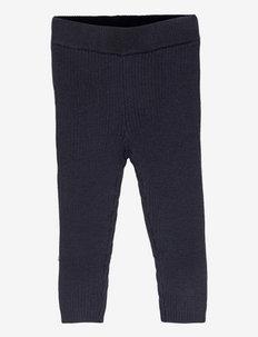 Baby Leggings - leggings - dark navy