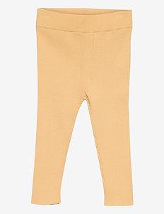 Baby Leggings - leggings - desert sun