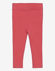 Baby Leggings - leggings - raspberry
