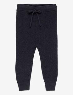 Baby Pants - trousers - dark navy