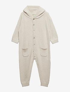 baby Suit - ECRU