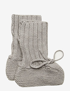 Baby Boots - LIGHT GREY