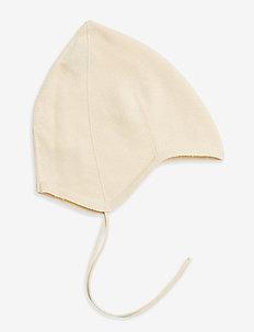 Baby Hat - mützen & handschuhe - ecru