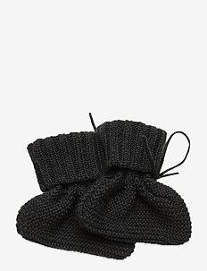 Baby Boots - sokker - charcoal melange
