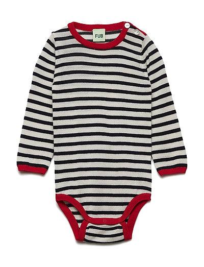 Baby Body - ECRU/NAVY