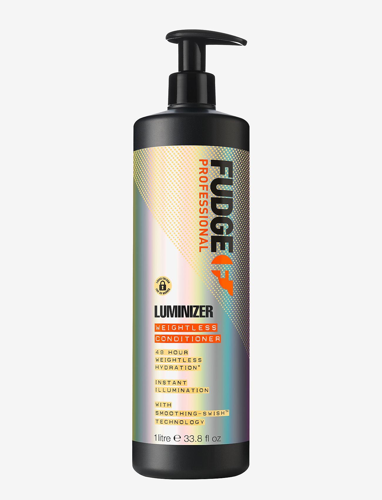 Fudge - Luminizer Weightless Conditioner - hoitoaine - no colour - 0