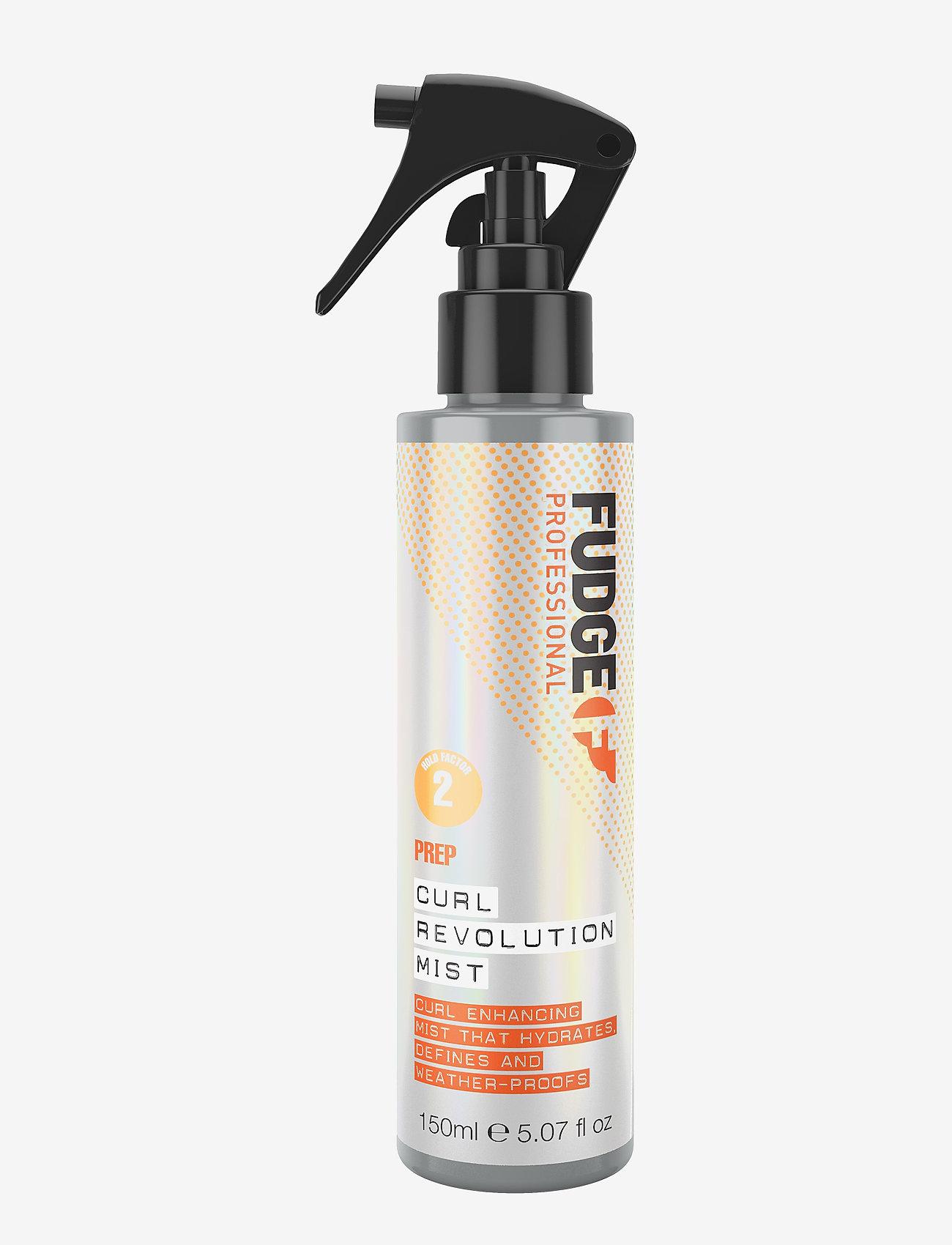 Fudge - Curl Revolution Mist - spray - no colour - 0