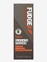 Fudge - Elevate Powder - vahat & geelit - no colour - 2