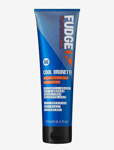Cool Brunette Blue Toning Shampoo - shampoo - no colour