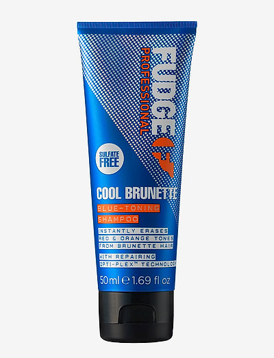 Cool Brunette Blue Toning Shampoo - sølvsjampo - no colour