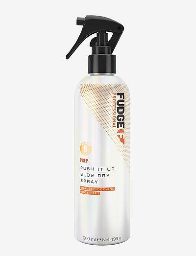 Push-It-Up Blow Dry Spray - spray - no colour