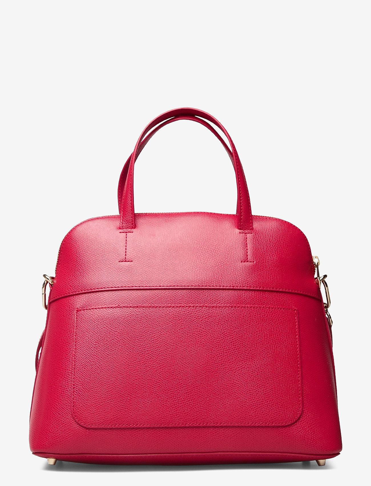 Furla - FURLA PIPER M DOME - handväskor - ruby - 1