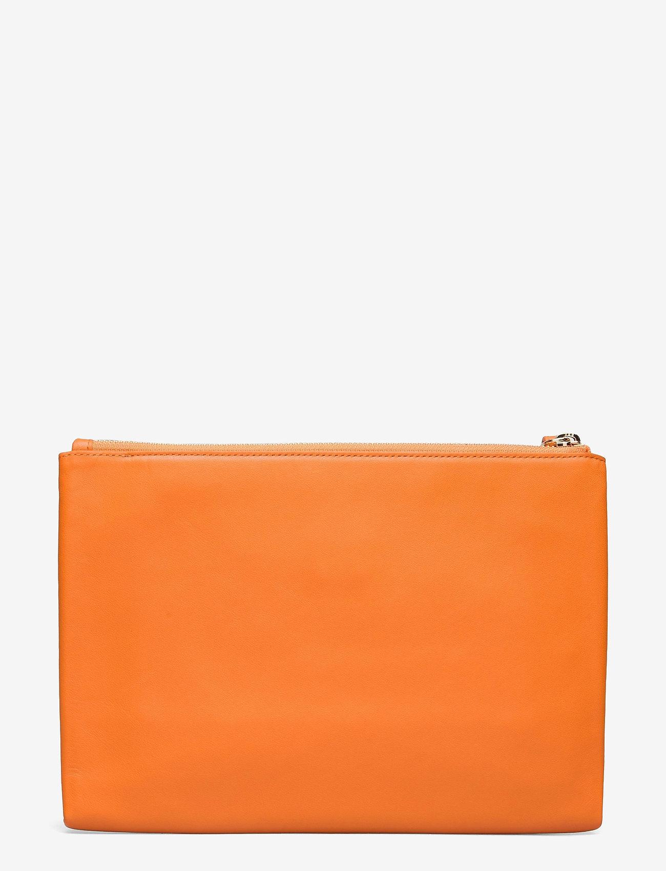 Furla - FURLA RITA XL ENVELOPE - clutches - orange i - 1