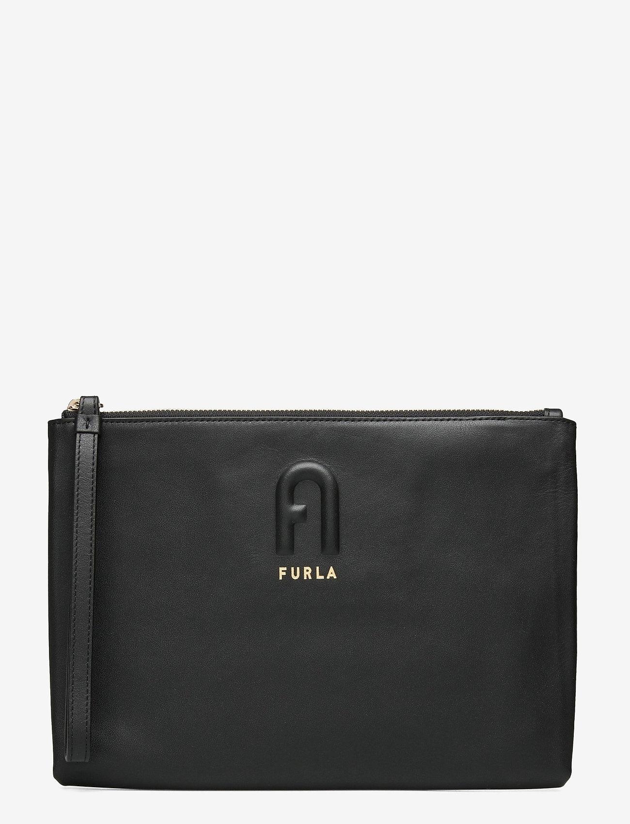 Furla - FURLA RITA XL ENVELOPE - tassen - nero - 0
