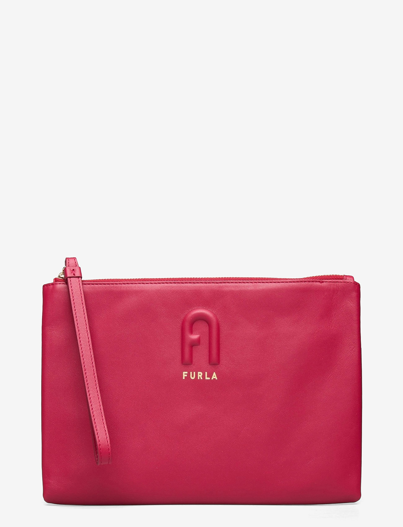 Furla - FURLA RITA XL ENVELOPE - clutches - ruby - 0
