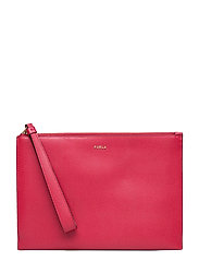 FURLA BABYLON M ENVELOPE - RUBY