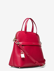 Furla - FURLA PIPER M DOME - handväskor - ruby - 2