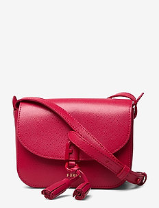 FURLA 1927 - schoudertassen - ruby