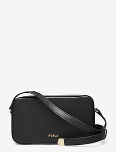FURLA BLOCK - sacs à bandoulière - nero