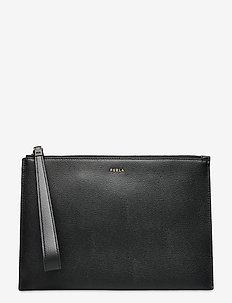 FURLA BABYLON - clutches - nero