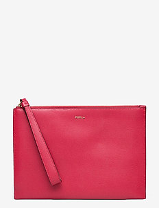 FURLA BABYLON - clutches - ruby