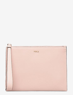 FURLA BABYLON - clutches - candy rose