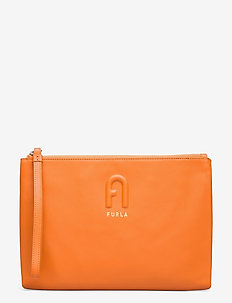 FURLA RITA - clutches - orange i
