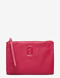 FURLA RITA - clutches - ruby