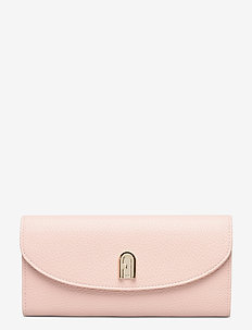 FURLA SLEEK - plånböcker - candy rose