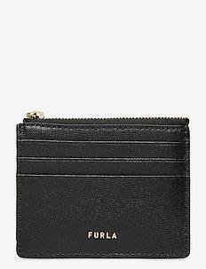 FURLA BABYLON CARD CASE - kaart houders - nero