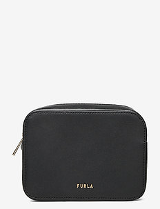 FURLA BLOCK MINI BELT BAG - heuptassen - nero