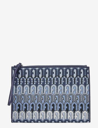 FURLA OPPORTUNITY - väskor - toni blu denim