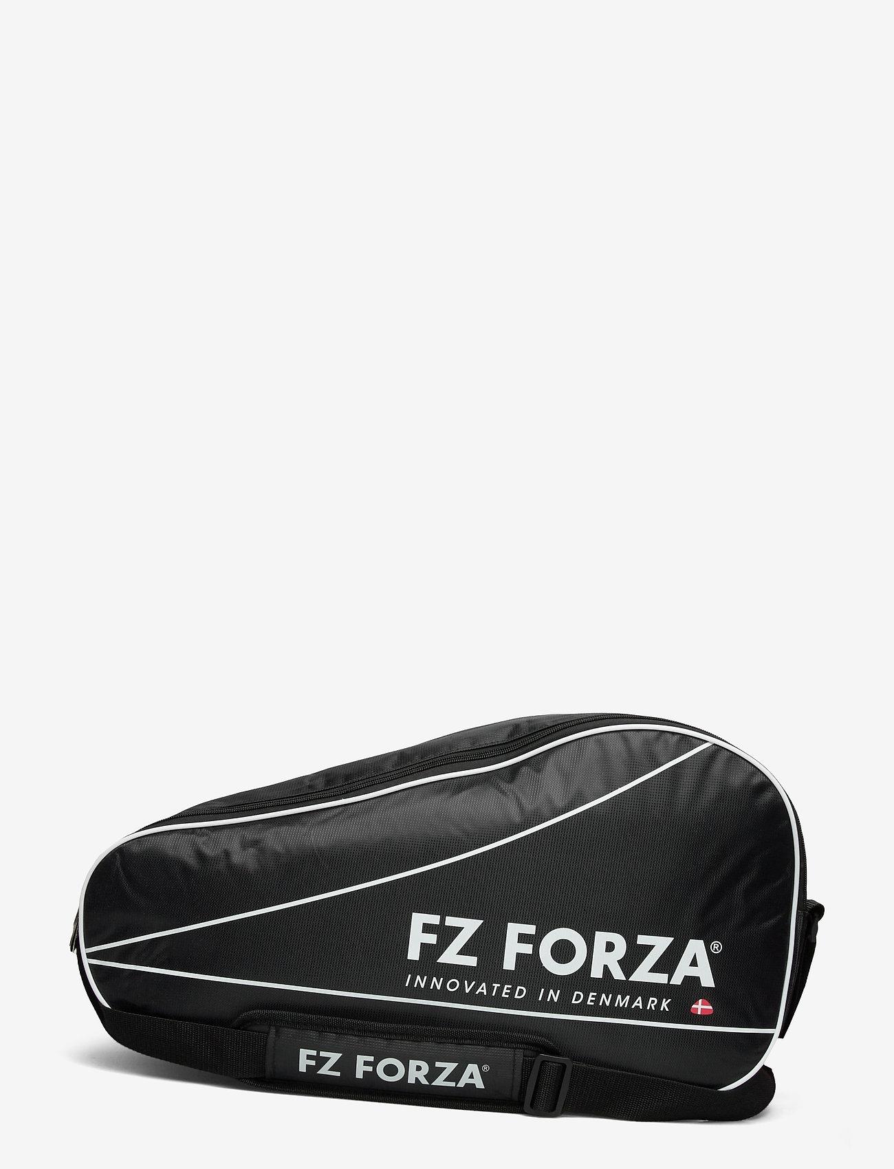 FZ Forza - FZ FORZA PADEL BAG CLASSIC - ketsjersporttasker - 1001 black - 0