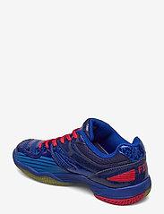 FZ Forza - Court flyer shoes - ketsjersportsko - 01142 electric blue - 2